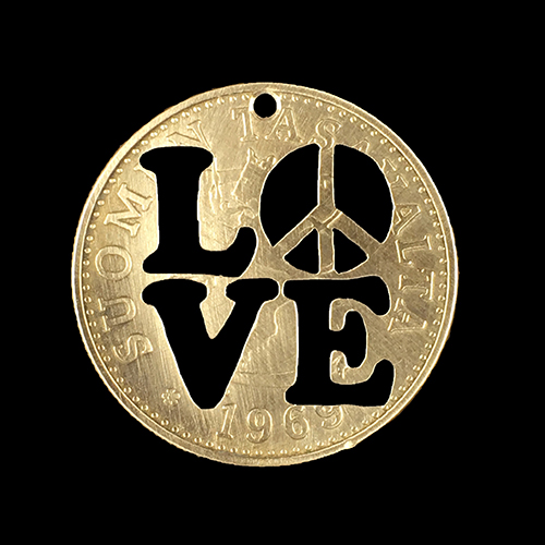Love Peace 1027